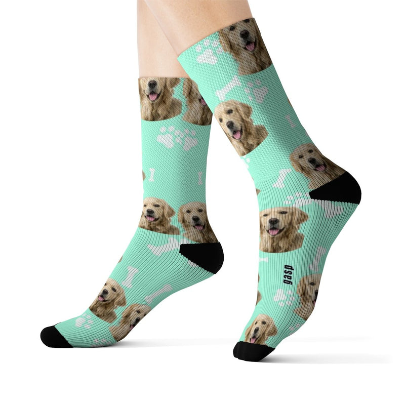 🐶 Dogs custom socks