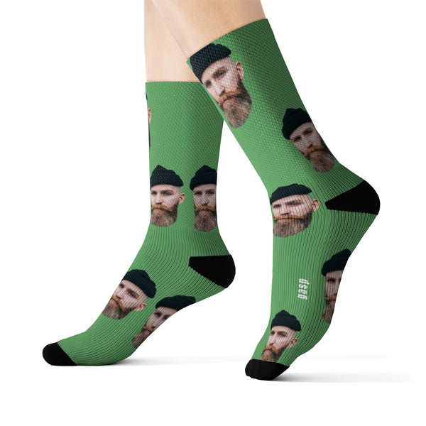 🤪 Custom Faces Socks