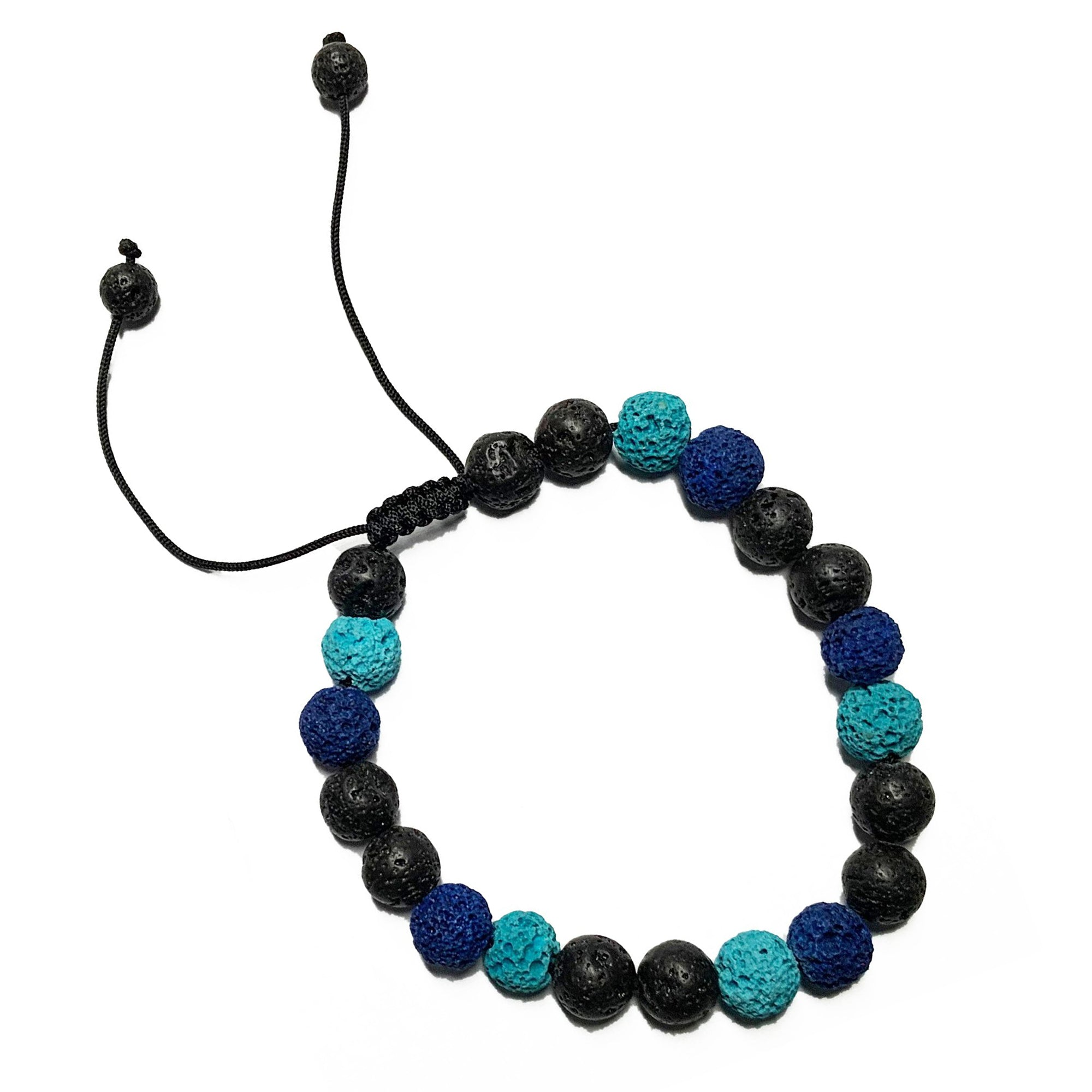 Lava Bead Ticklets: Pink or Blue