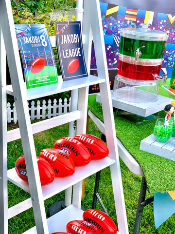 AFL Football Party Stand
