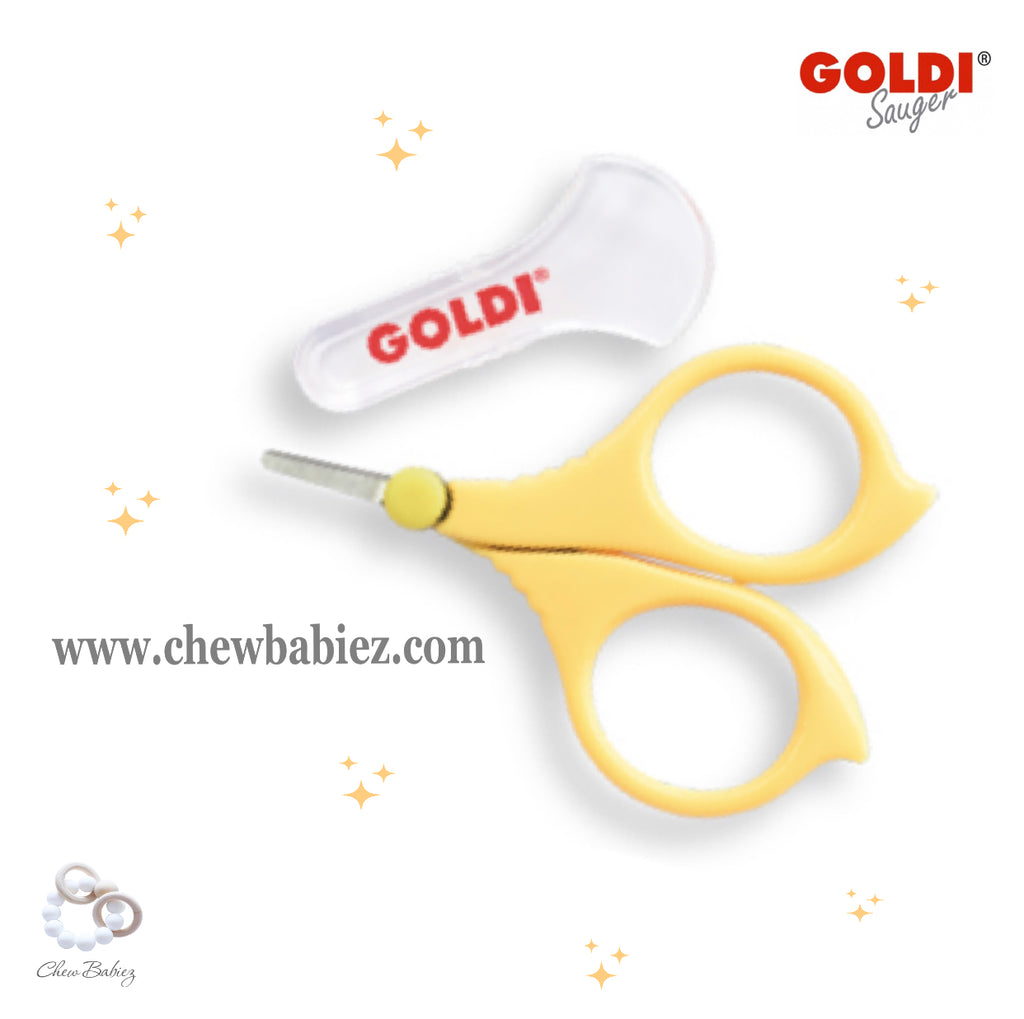 Goldi Sauger Baby Nail Scissors