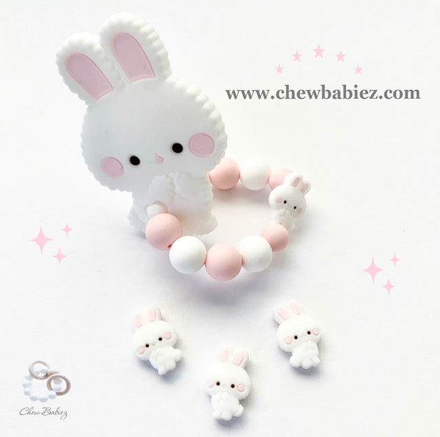 My Little Rabbit Teething Ring