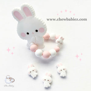 My Little Bunny Teething Ring
