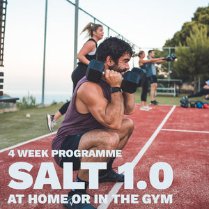SALT 1.0 (4 Week Workout Programme)