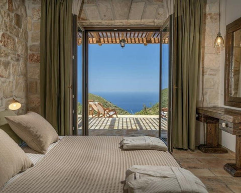 Deluxe Double Room-Zakynthos-Salt Escapes