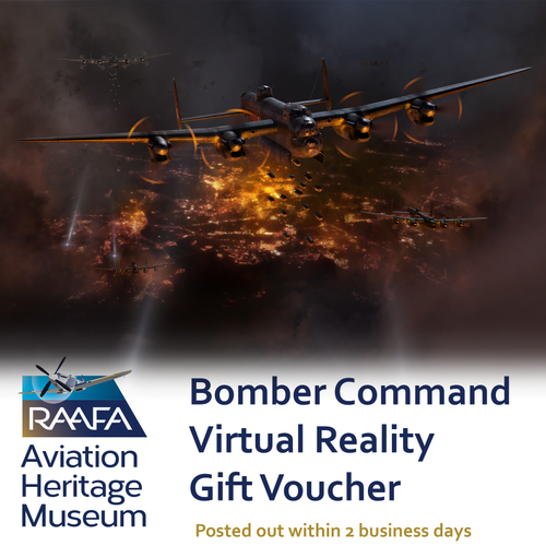 Bomber Command Virtual Reality Gift Voucher