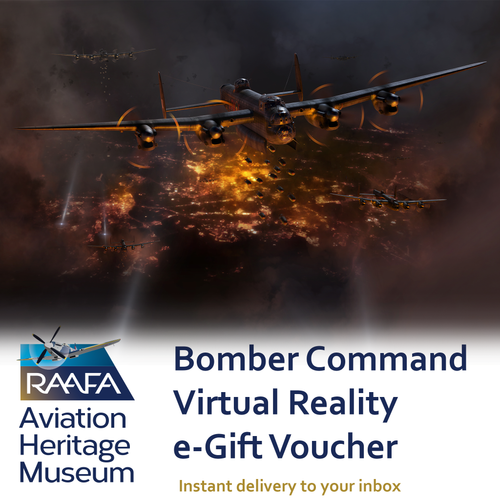 Bomber Command Virtual Reality e-Gift Voucher