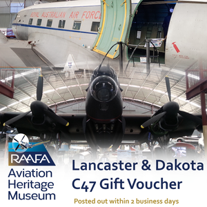 Lancaster & Dakota Tour Gift Voucher