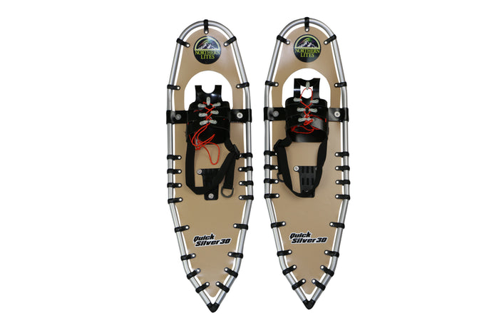 Our Best Snowshoes For Beginners: Quicksilver Series