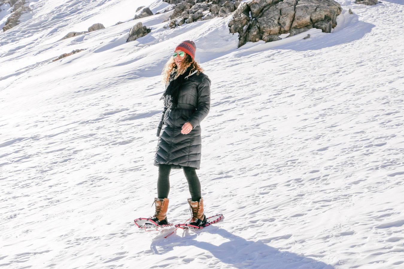 Snowshoes for Women: Lightweight Snowshoes for Hiking & Racing