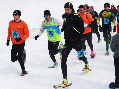 Northern Lites Snowshoes Racing Marathon