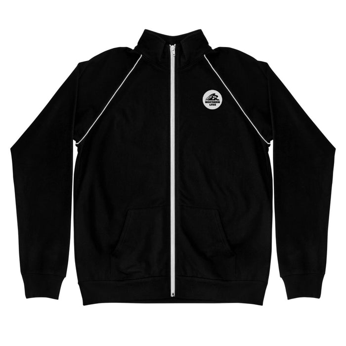 Northern Lites Piped Fleece Jacket