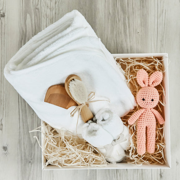 Baby Shower Gift Box - Tommy & Ben