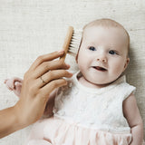 baby hair brush- Tommy & Ben