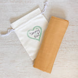 Bamboo muslin swaddle - Tommy & Ben