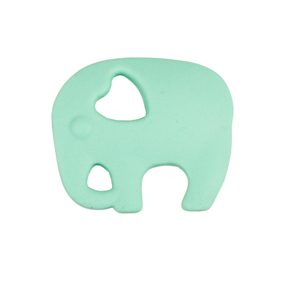 Silicone Elephant Teether - Tommy & Ben