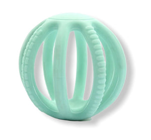 Silicone Teething Ball- Tommy & Ben