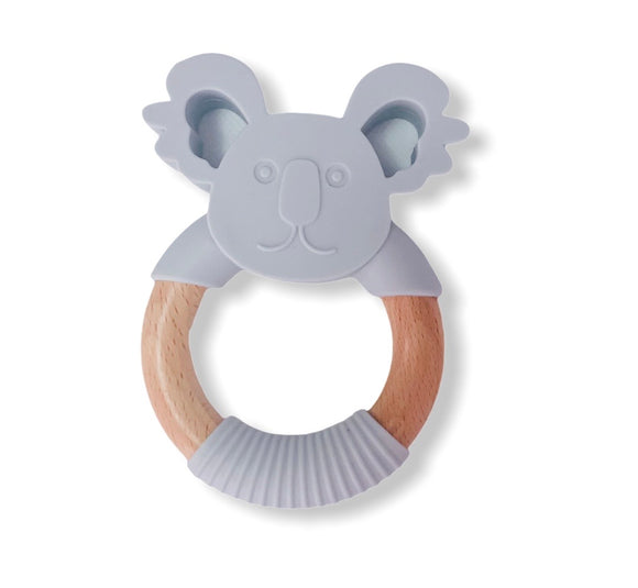 Silicone Koala Teether - Tommy & Ben