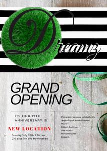 Dreamz Grand Opening!