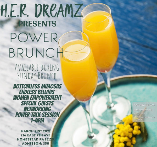 H.E.R. Power Brunch Admission