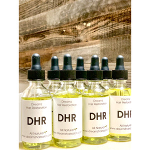 DHR Scalp and Beard Serum