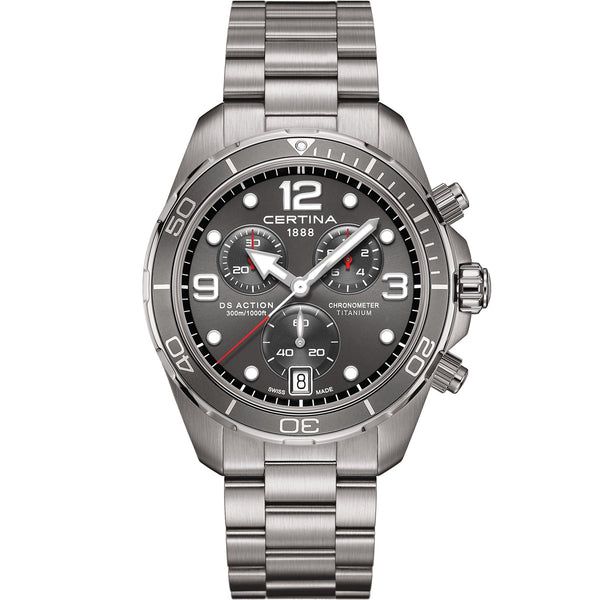 Certina DS Action Chronograph - C032.434.44.087.00