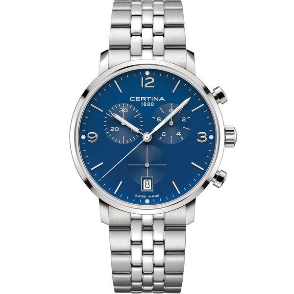 Certina DS Caimano Chronograph - C035.417.11.047.00