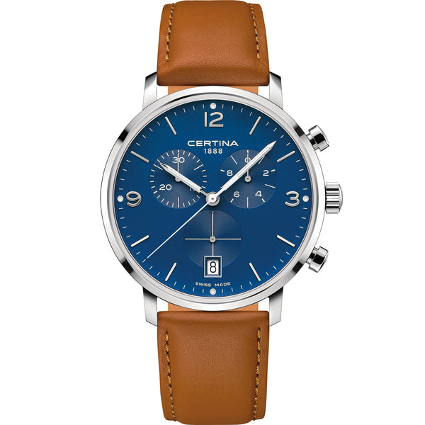 Certina DS Caimano Chronograph - C035.417.16.047.00