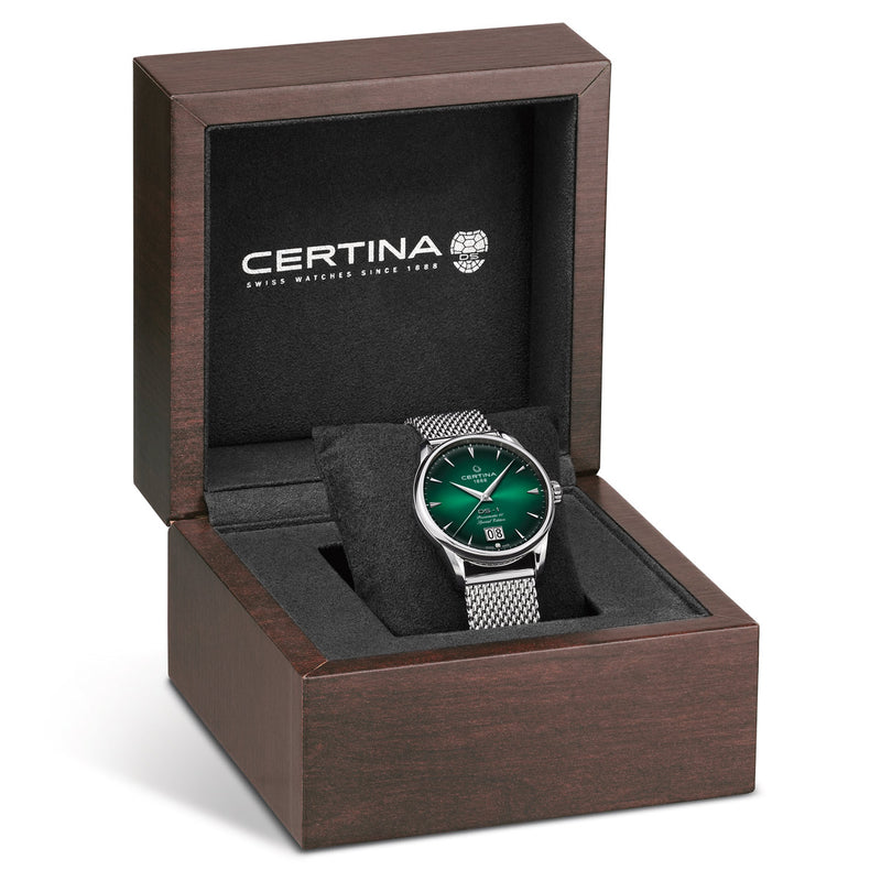 Certina DS-1 Big Date Powermatic 80 Special Edition – 60th anniversary DS Concept - C029.426.11.091.60