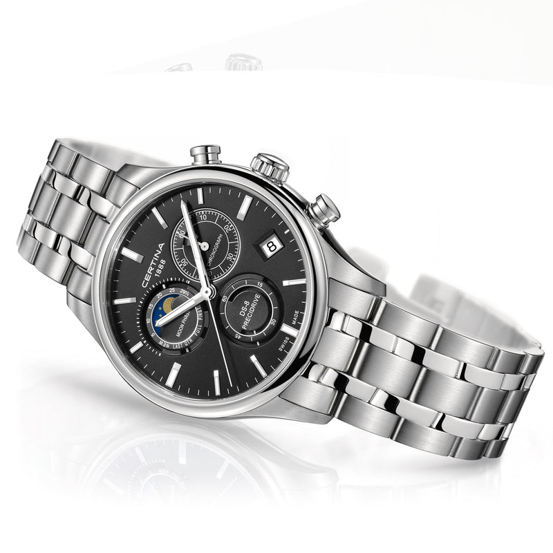 Certina DS-8 Chronograph Moon Phase - C033.450.11.051.00