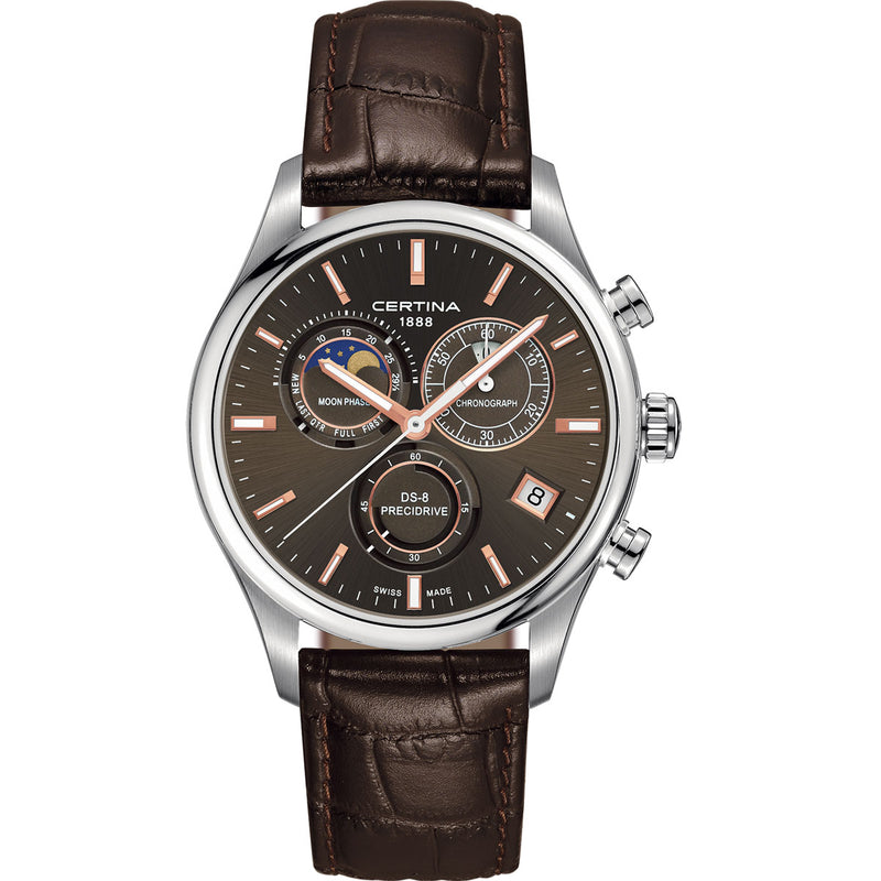 Certina DS-8 Chronograph Moon Phase - C033.450.16.081.00