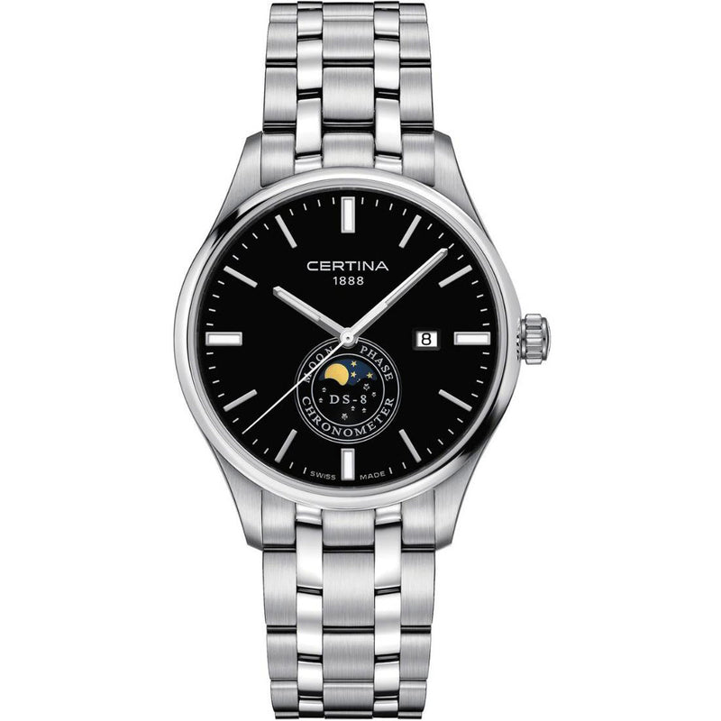 Certina DS-8 Moon Phase - C033.457.11.051.00