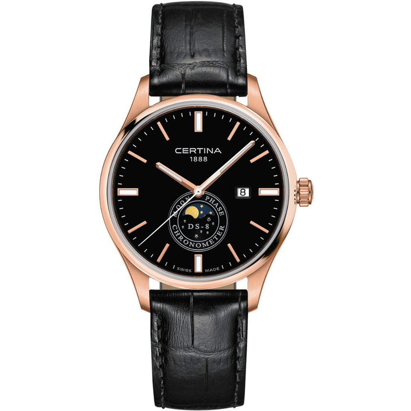 Certina DS-8 Moon Phase - C033.457.36.051.00