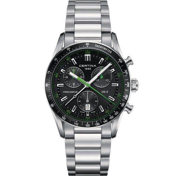 Certina DS 2 Chronograph 1/100 sec - C024.447.11.051.02