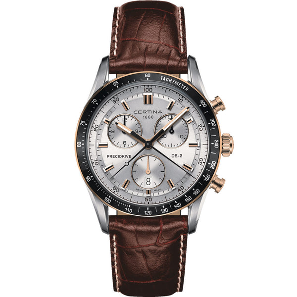 Certina DS 2 Chronograph 1/100 sec - C024.447.26.031.00