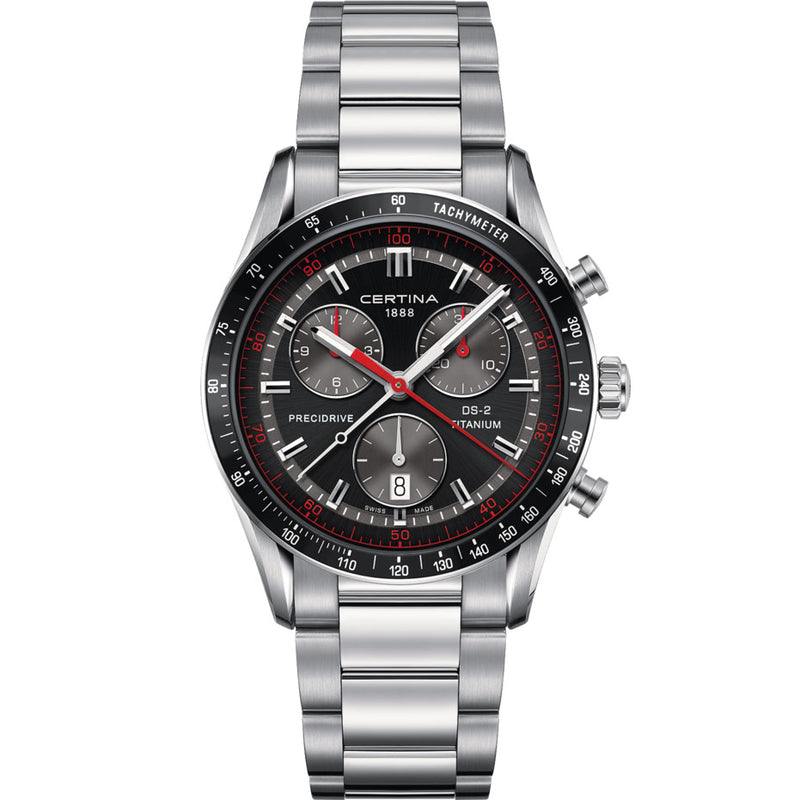 Certina DS 2 Chronograph 1/100 sec - C024.447.44.051.00