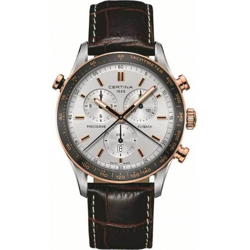 Certina DS 2 Chronograph Flyback - C024.618.26.031.00