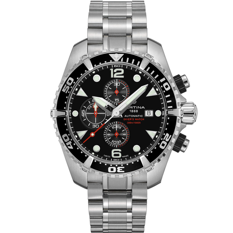 Certina DS Action Diver Chrono - C032.427.11.051.00