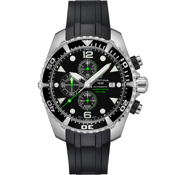 Certina DS Action Diver Chrono - C032.427.17.051.00