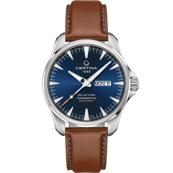 Certina DS Action Day-Date Powermatic 80 - C032.430.16.041.00