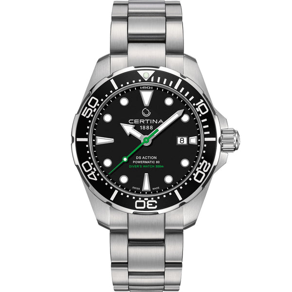 Certina DS Action Diver Powermatic 80 - C032.407.11.051.02