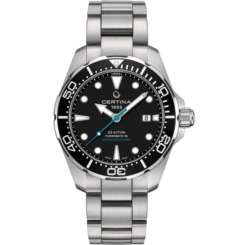 Certina DS Action Diver Powermatic 80 - C032.407.11.051.10
