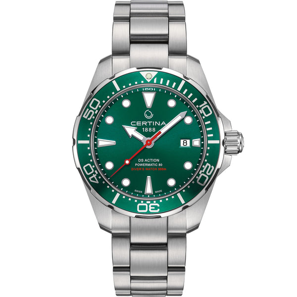 Certina DS Action Diver Powermatic 80 - C032.407.11.091.00
