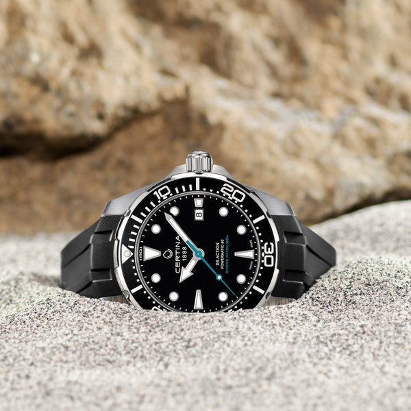 Certina DS Action Diver – STC Anniversary Edition Powermatic 80  - C032.407.17.051.60