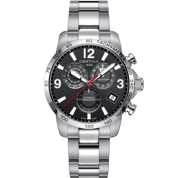 Certina DS Podium Chrono GMT - C034.654.11.057.00