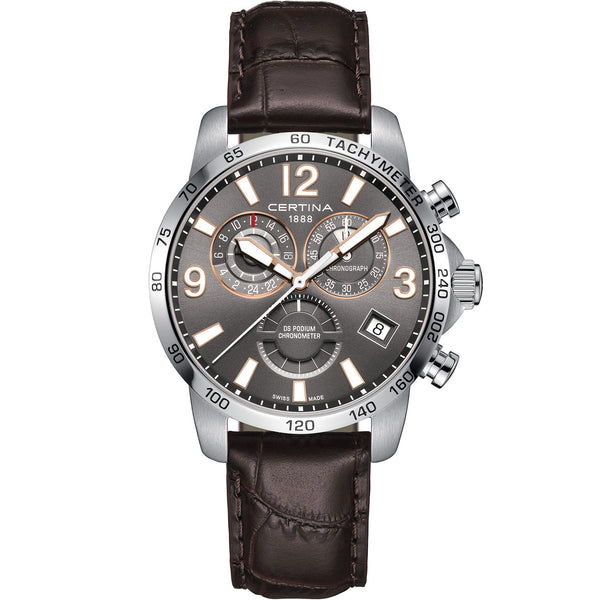 Certina DS Podium Chrono GMT - C034.654.16.087.01