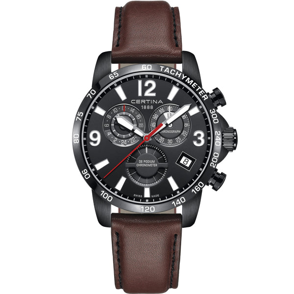 Certina DS Podium Chrono GMT - C034.654.36.057.00