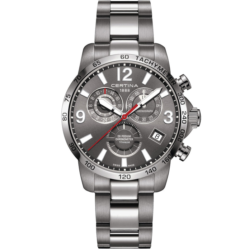 Certina DS Podium Chrono GMT - C034.654.44.087.00