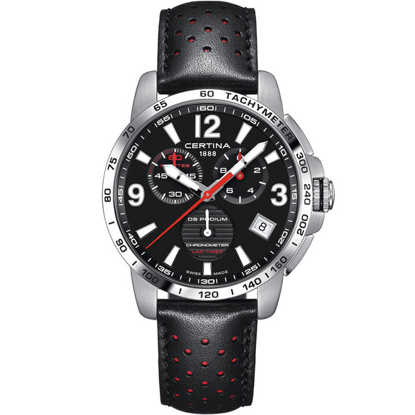 Certina DS Podium Chrono Lap Timer - C034.453.16.057.00