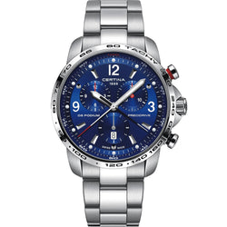 Certina DS Podium Chronograph 1/100 sec - C001.647.11.047.00